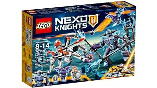 LEGO Nexo Knights 2017 sets pictures!