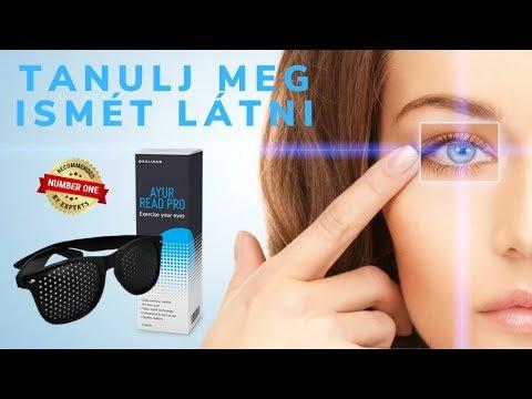 Alacsony myopia látásélesség