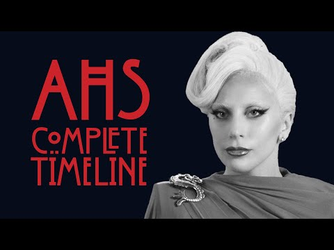The Complete American Horror Story Timeline | Season 1 to Season 8
