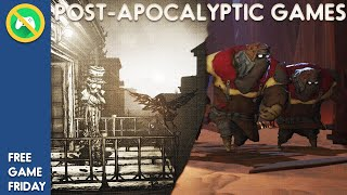 Free Post-Apocalyptic Games [FREE GAME FRIDAY]