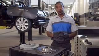 Mercedes-Benz Genuine Parts - Brakes