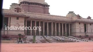 Rashtrapati Bhavan, New Delhi