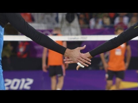 Preview video  Beach Volleyball Men´s Quarterfinals - Netherlands v Italy Full Replay -- London 2012 Olympic Games