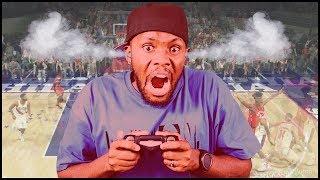 RAGING SO HARD I ALMOST CRIED! - NBA 2K18 MyTeam Gameplay