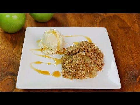 Apple Crisp Recipe | How to Make the Best Apple Crisp