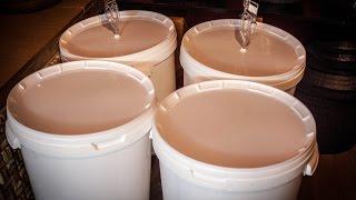Wiaderko fermentacyjne 33l - zrób to sam !