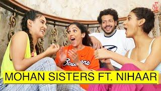 Mohan Sisters in Quarantine Ft. Nihaar | Neeti Mohan | Mukti Mohan | Nihaar Pandya | Shakti Mohan