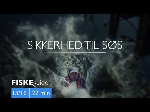 Sikkerhed til søs med Gordon P. Henriksen