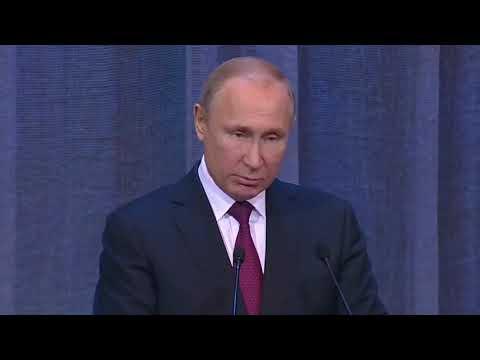 Путин назвал Украинскую Православную Церковь безбожниками