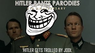 Hitler gets trolled by Jodl