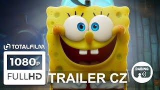 SpongeBob ve filmu: Houba na útěku (2020) CZ dabing HD trailer