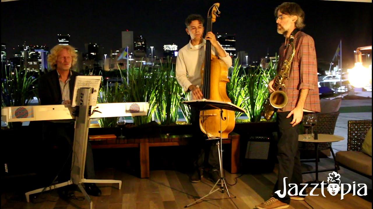 Jazztopia Trio no Soho Rio