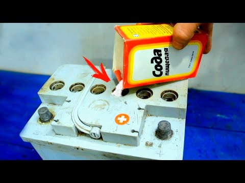 Как восстановить аккумулятор своими руками?