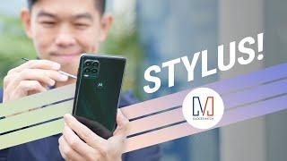 Motorola Moto G Stylus 5G Hands-on