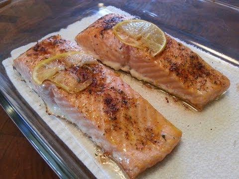 Fresh Baked Salmon