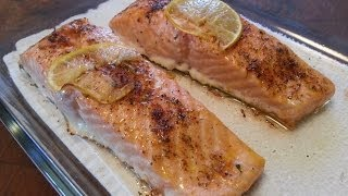 Fresh Baked Salmon