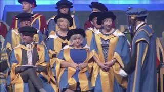 Faculty of Health & Social Sciences Graduation Ceremony 2017