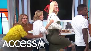 Iggy Azalea Gives A Twerking Tutorial & Spills Details About Guys Sliding Into Her DM