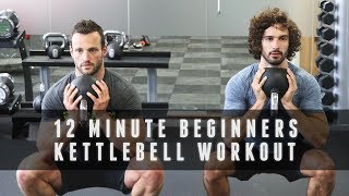Beginners Kettlebell Workout | The Body Coach with Technogym Master Trainer by The Body Coach TV