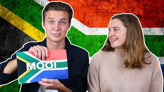 Aussies Guess South African Slang