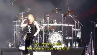 Arch Enemy - No Gods, No Masters (Legendado) LIVE
