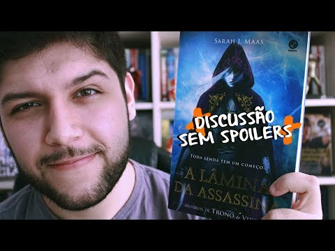 A LÂMINA DA ASSASSINA, Sarah J. Maas