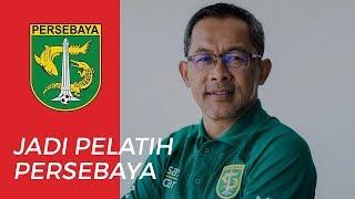 Rencana Aji Santoso setelah Resmi Jadi Pelatih Persebaya Surabaya