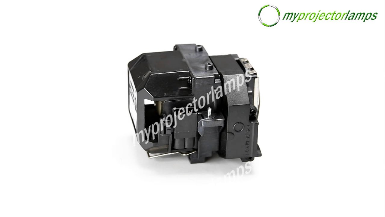Epson PowerLite W7+ Projector Lamp with Module