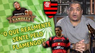 Vampeta abre o jogo e revela o que realmente sente pelo Flamengo