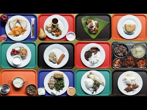 around the world of food