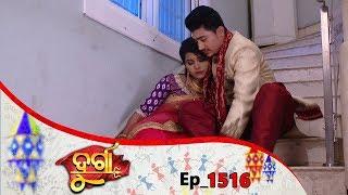Durga | Full Ep 1516 | 19th Oct 2019 | Odia Serial – TarangTV