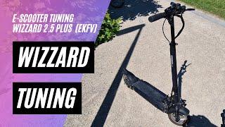Wizzard 2 5 Plus eKFV Tuning