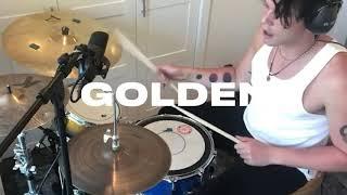 Ashton Irwin Playing Golden