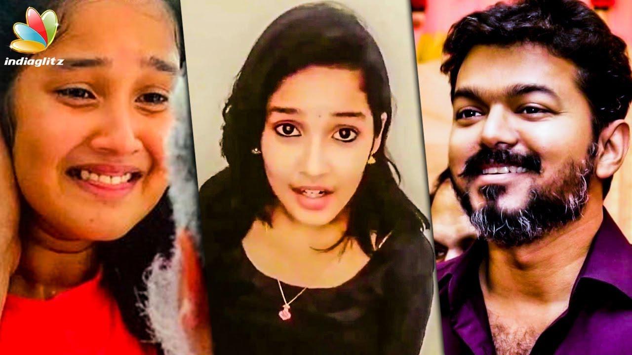 Viswasam Anikha Cute Tribute to Vijay | Thala Ajiths Reel Daughter | Hot News
