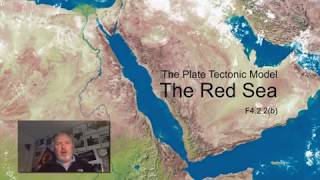 Plate Tectonics   The Red Sea