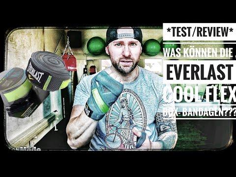 *TEST/REVIEW* 👊Everlast Cool Flex Box-Bandagen👊 was können die Everlast Bandagen???🥊➡️by BoxMode