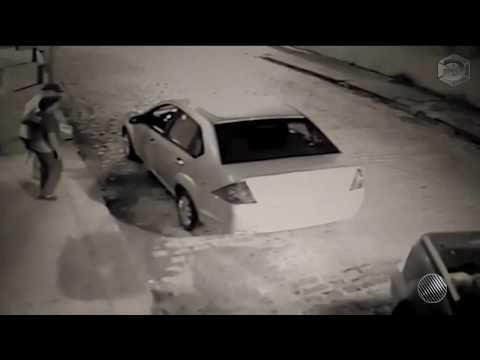 Casal tem carro roubado por bandidos armados em Buerarema