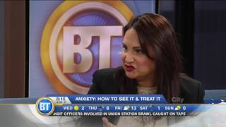Spotting and treating anxiety disorders