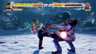 TEKKEN™7 online match - Video Youtube