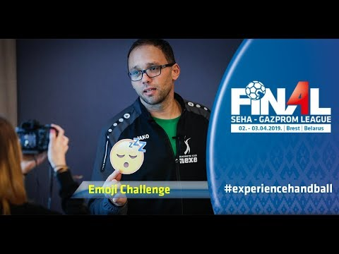 Final 4, 2019 | Emoji challenge with the coaches