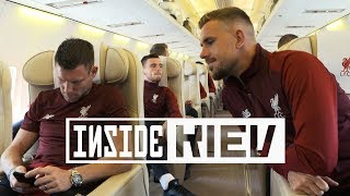 Inside Kiev: Reds head to Ukraine | Two days until the Champions League final