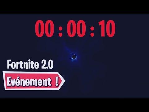 🔴MISE A JOUR DISPONIBLE OMG GO JOUER SUR FORTNITE BATTLE ROYALE CHAPITRE 2 !