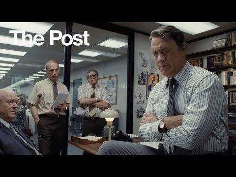 The Post (Featurette 'Tom Hanks As Ben Bradlee')