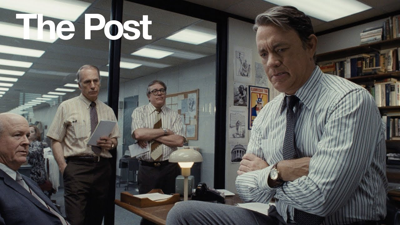 The Post - Tom Hanks As Ben Bradlee