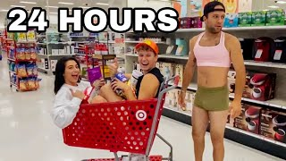 Drew & Britt CONTROL my LIFE for 24 HOURS!