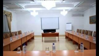 конференц зал в гостинице Сиявуш (Бухара, Узбекистан)
