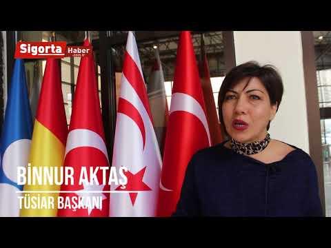 Binnur AKTAŞa Noter tescil işlemleri, PTT Sigorta ve Turkcell sigorta satışı konularını sorduk.