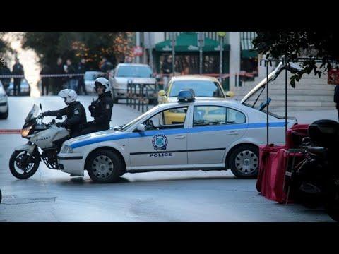 Εκρηξη στον Αγ. Διονύσιο στο Κολωνάκι-τραυματίστηκαν αστυνομικός και νεωκόρος  …