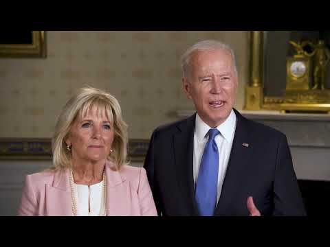 Godless Bidens Praise the Light of the Quran, But Refuse to Say God.   They Want Dignity for ALL Religions, Except Christianity, Video With 6000 Downvotes