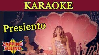 Morat, Aitana   Presiento Karaoke